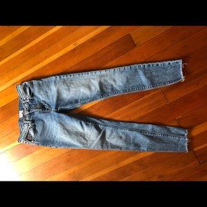 Hudson women's skinny jeans